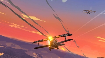 Game image Skies of Fury