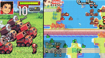 Game image Advance Wars