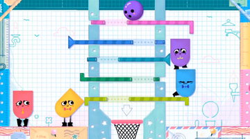 Game image Snipperclips