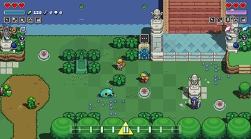 Game image Cadence of Hyrule