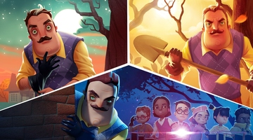 Game image Hello Neighbor