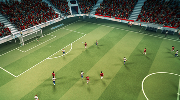 Game image Sociable Soccer