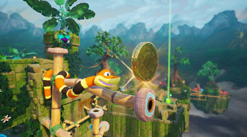 Game image Snake Pass