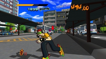 Game image Jet Set Radio
