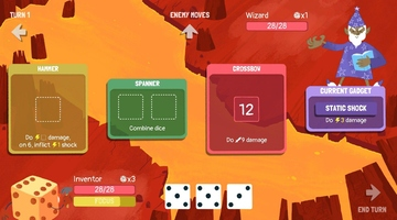 Game image Dicey Dungeons