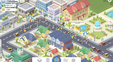 Game image Pocket City
