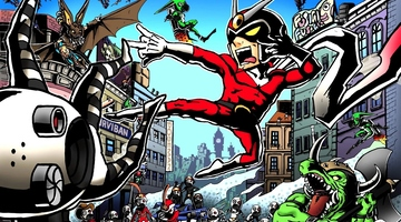 Game image Viewtiful Joe