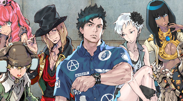 Game image Zero Escape