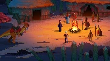 Game image Curious Expedition