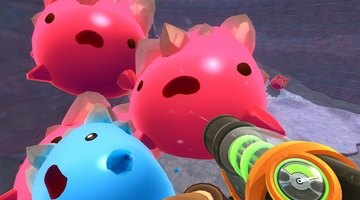 Game image Slime Rancher