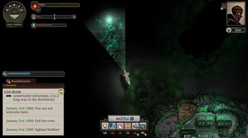 Game image Sunless Sea