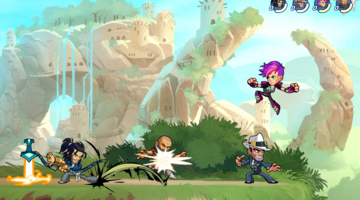 Game image Brawlhalla
