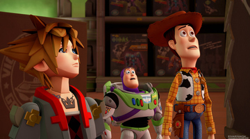 Game image Kingdom Hearts