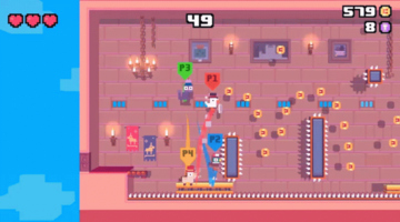 Game image Crossy Road Castle