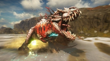 Game image Second Extinction