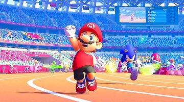 Game image Mario Sonic at the Olympic Games