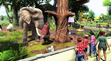 Game image Zoo Tycoon