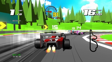 Game image Formula Retro Racing
