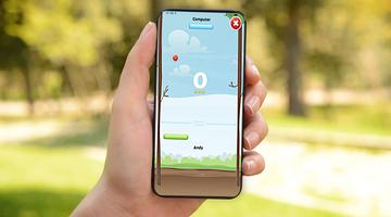 Game image GPS Pong