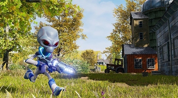 Game image Destroy All Humans