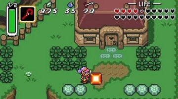 Game image The Legend of Zelda A Link to the Past