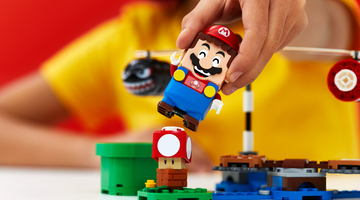 Game image Lego Super Mario
