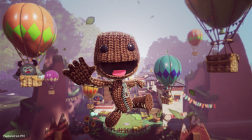 Game image Sackboy A Big Adventure