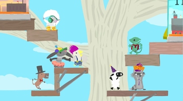 Game image Ultimate Chicken Horse