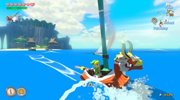 Game image The Legend of Zelda The Wind Waker