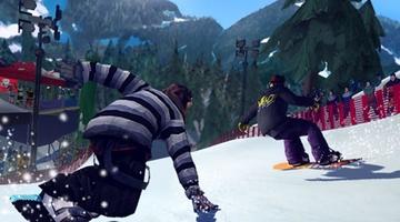 Game image Shaun Whites Snowboarding