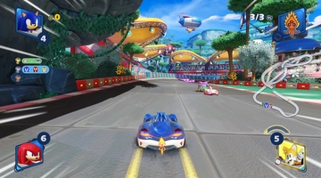 Game image Sonic Racing