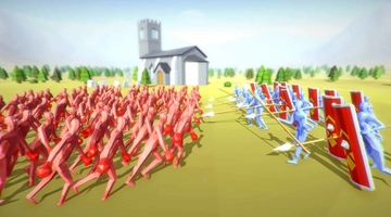 Game image Totally Accurate Battle Simulator