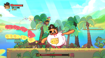 Game image The Adventure Pals