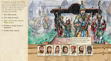 Game image Six Ages Ride Like the Wind