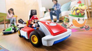 Game image Mario Kart Live Home Circuit