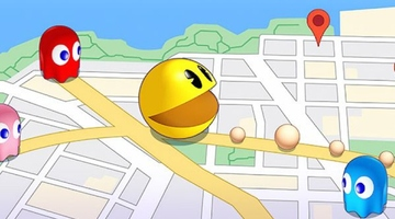 Game image PacMan Geo