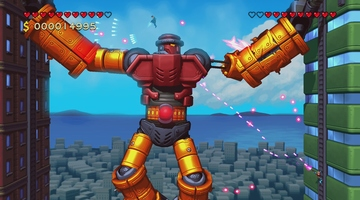 Game image Mechstermination Force