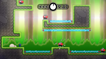 Game image 10 Second Ninja X