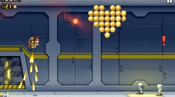 Game image Jetpack Joyride