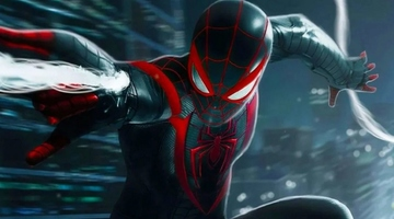 Game image Marvels SpiderMan Miles Morales