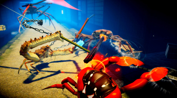 Game image Fight Crab