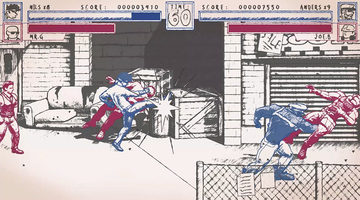 Game image Super Punch Patrol