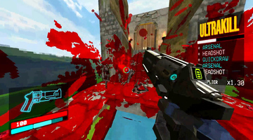 Game image Ultrakill