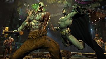 Game image Batman Arkham City