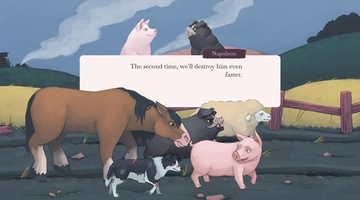 Game image Orwells Animal Farm