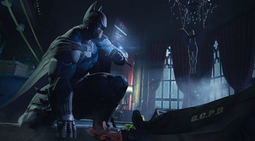 Game image Batman Arkham Origins