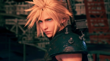 Game image Final Fantasy VII Remake