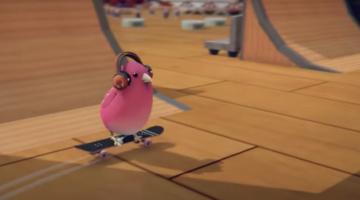 Game image Skatebird