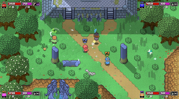 Game image Rogue Heroes Ruins of Tasos