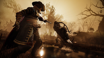 Game image GreedFall